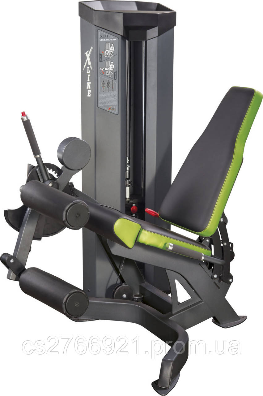 Тренажер для сгиб./разгиб. мышц бедра (комбинированный) Xline XR111
