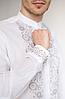 Мужские рубашки с украинской вышивкой Драгомир, фото 2