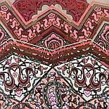 10394-6, павлопосадский платок из вискозы с подрубкой 80х80, фото 2