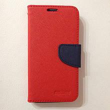 Чохол для Lenovo A2020 Vibe C Goospery Fancy Red