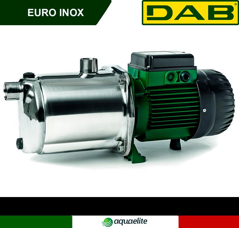 Насос центробежный,многоступенчатый Dab Euroinox 40/50 M