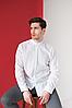 Мужские рубашки с белой вышивкой Драгомир, фото 3