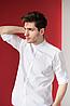 Мужские рубашки с белой вышивкой Драгомир, фото 4
