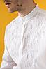 Мужская сорочка с белой вышивкой Борислав, фото 5