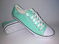 Кеды,конверсы,женские спортивная легкая удобная обувь на каждый день текстиль размерная сетка 41