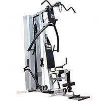 Фитнес станция многофункциональная для дома USA Style LKH-110 серый