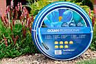 Шланг садовый Tecnotubi Ocean для полива диаметр 1/2 дюйма, длина 50 м (OC 1/2 50), фото 2