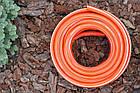 Шланг садовый Tecnotubi Worker для полива диаметр 3/4 дюйма, длина 50 м (WR 3/4 50), фото 3