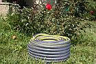 Шланг садовый Tecnotubi Retin Professional для полива диаметр 5/8 дюйма, длина 25 м (RT 5/8 25), фото 7