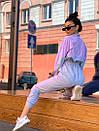 Женский спортивный комбинезон с яркими вставками 71so893, фото 5