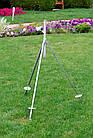 Тренога Presto-PS для дождевателей с наружной резьбой 1 дюйм, высота 100-140 см (14025), фото 2