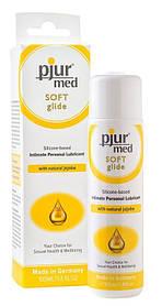 Лубрикант на силиконовой основе pjur MED Soft glide 100 мл