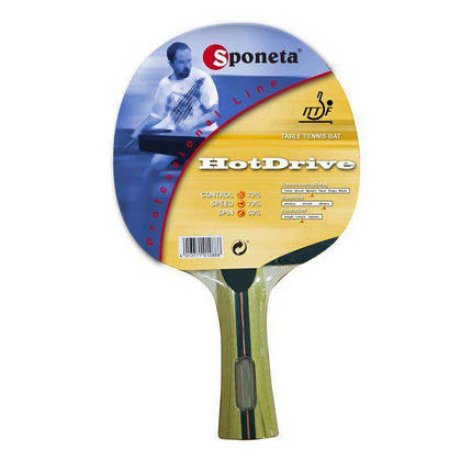 Теннисная ракетка Sponeta HotDrive, фото 2