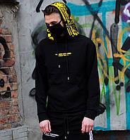 Мужской молодежный спортивный костюм Agresiv Progect с капюшоном.Турция.Лето/осень 2020