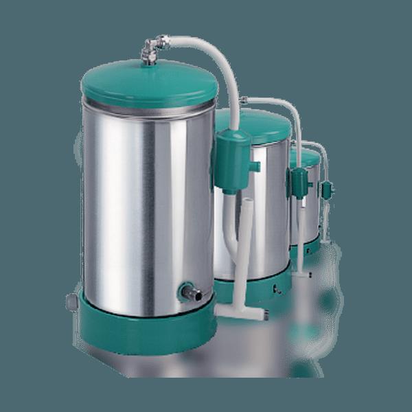 Аквадистиляторы і фільтри для води