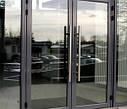 Двери из алюминиевого профиля под заказ, фото 4