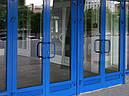 Двери из алюминиевого профиля под заказ, фото 5