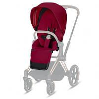 Набор текстиля для коляски Cybex Priam True Red red (519002325)