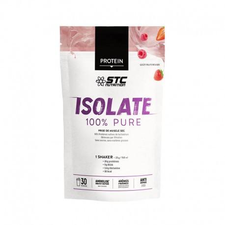 Премиум Изолят Кола-Лимон STC Nutrition