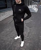 Спортивный костюм мужской Under Armour черный, фото 1