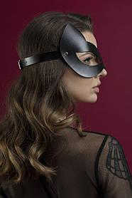 Маска кошки Feral Fillings - Kitten Mask черная