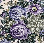 Кружевное настроение 1886-0, платок из вискозы с подрубкой, фото 2