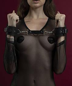 Наручники Feral Fillings - Hand Restraints черные