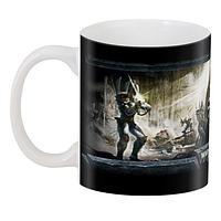 Кружка чашка Эльдар Вархаммер Warhammer