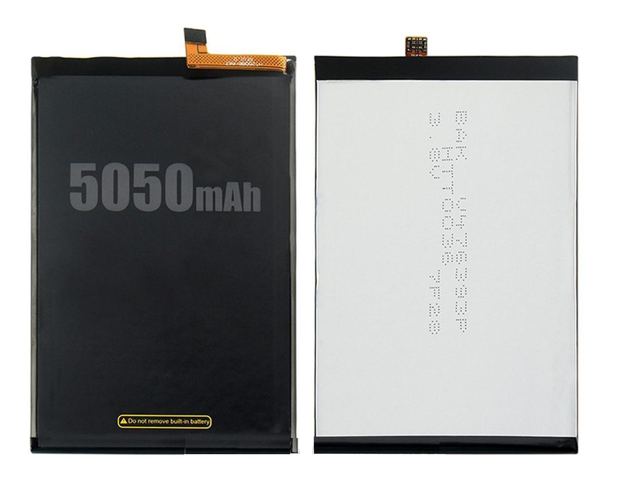 Батарея Doogee BL5000 5050 мА*ч