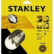 Пильний диск Stanley TCT/HM (STA13355)