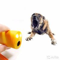 Ультразвуковой отпугиватель собак AD-100 SH оригинал