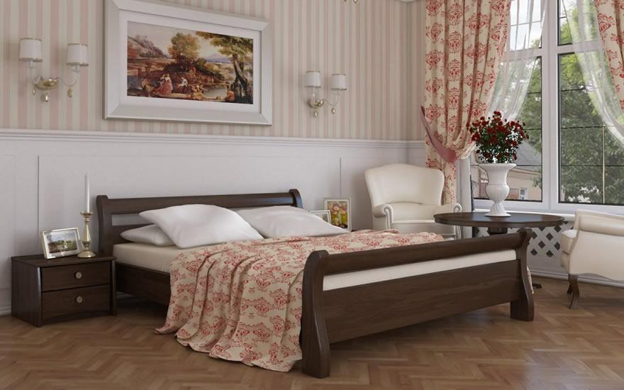 Деревянная кровать Диана Venger™