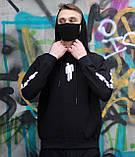 Мужской молодежный спортивный костюм BILLEEILISH с капюшоном.Турция.Лето/осень 2020, фото 4