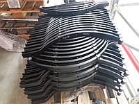 Рессора плавающая для легкового прицепа 4 листа AL-KO 450 кг. арт. TK1737334