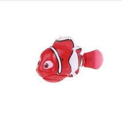Интерактивная игрушка Robo fish рыба-клоун Marlin (В поисках Немо)