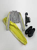 Женский спортивный костюм со светоотражающей мастеркой  66msp891E, фото 1