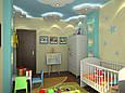 Натяжні стелі в дитячу, фото 6