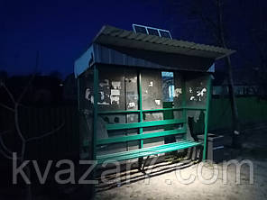 Автономное освещение остановок общественного транспорта, фото 2