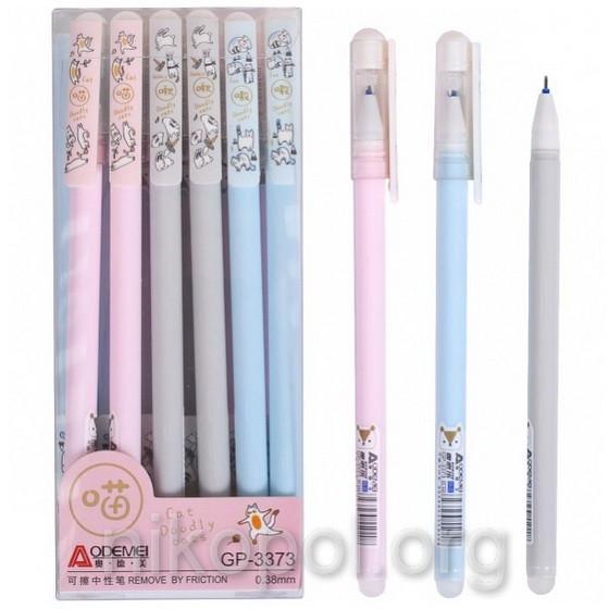 """Ручка """"пиши-стирай"""" """"GP-3373"""", синяя"""