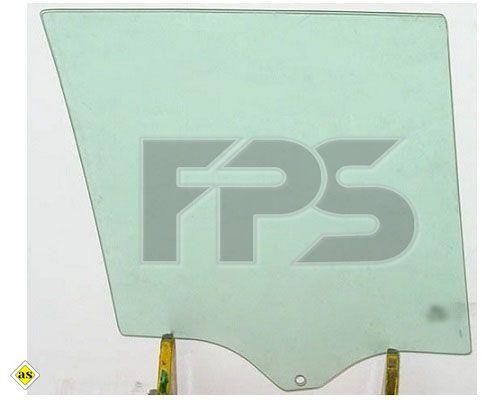 Боковое стекло левое задней двери BMW X5  E53 00-06  Sekurit