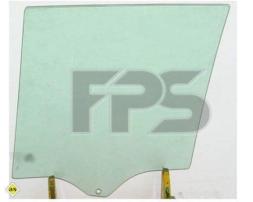 Боковое стекло правое задней двери BMW X5  E53 00-06  Sekurit