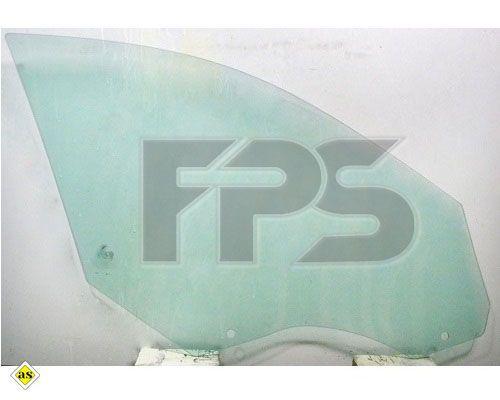 Боковое стекло передней двери BMW 5 F10 '10-17 левое (XYG)