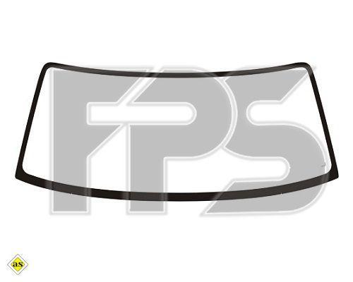 Лобовое стекло Nissan PATROL 1998-2010  Y61