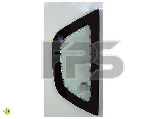 Боковое стекло левое заднее кузовное Chevrolet AVEO 2002-2008 SDN / HB  T200