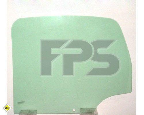 Боковое стекло правое задней двери Citroen C3 02-09  Sekurit