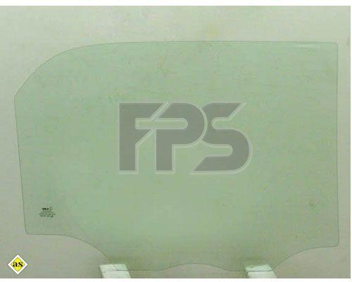 Боковое стекло задней двери левое Daewoo Matiz '98- / Chery QQ '03-13 (XYG)