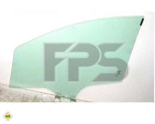 Боковое стекло передней двери Fiat Linea '07- правое (XYG)