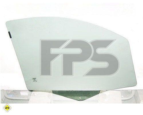 Бічне скло передніх дверей ліве Citroen Nemo / Fiat Fiorino / Peugeot Bipper '08- (XYG)