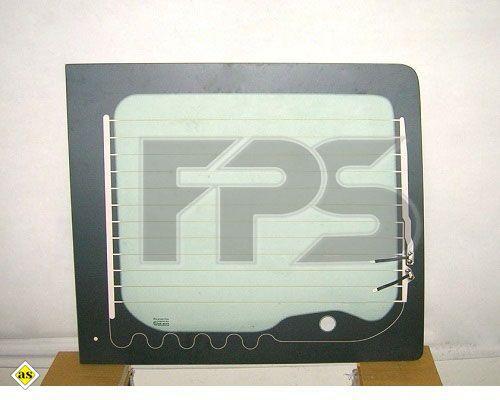 Заднее стекло левое Ford Transit '00-14 (XYG)