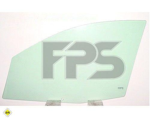 Боковое стекло правое передней двери Ford FIESTA 2002-2008